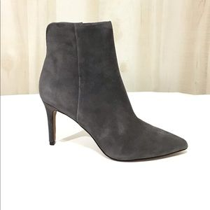 Steven By Steve Madden Leila Leather Ankle Boots